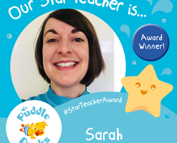 Star Teacher - Spring 2019