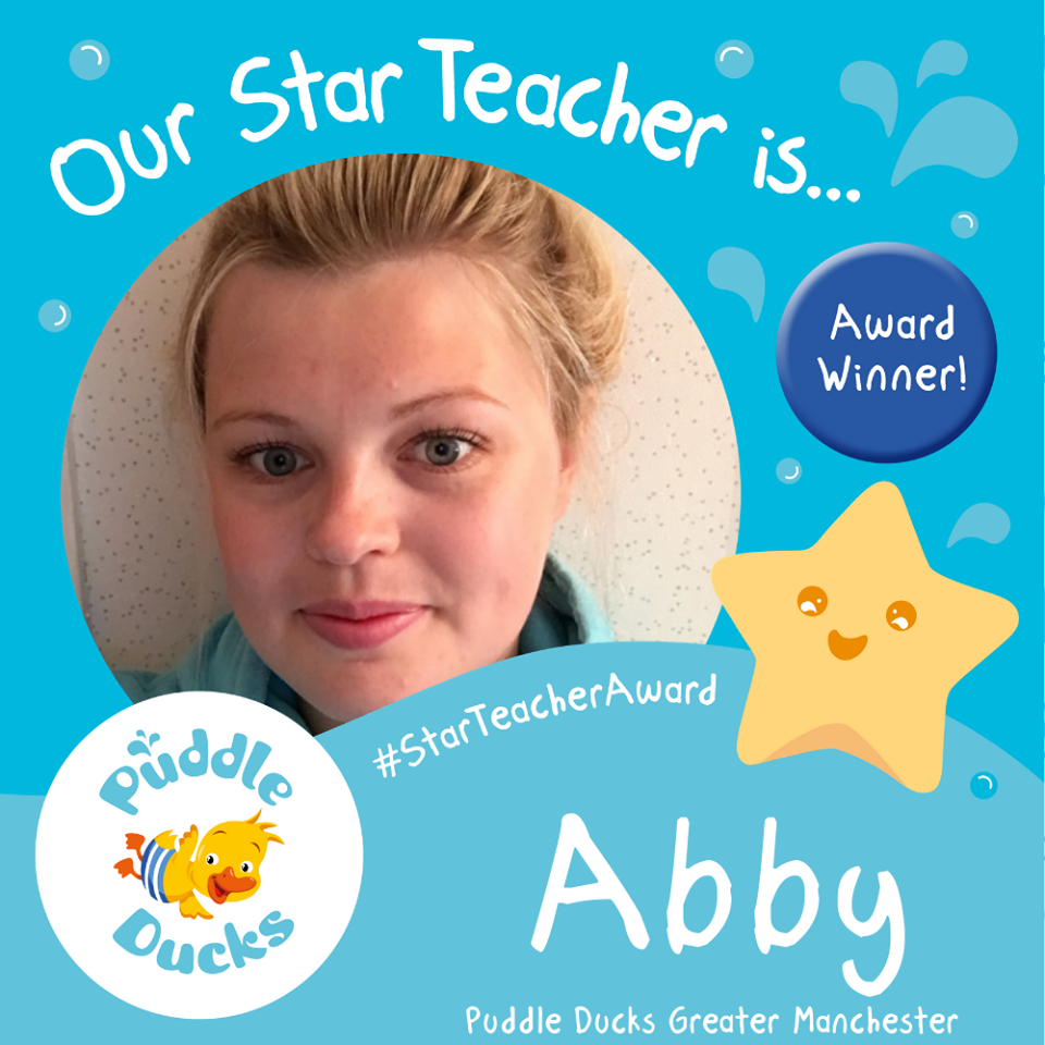 Star Teacher, Spring 2019 Winner Announced