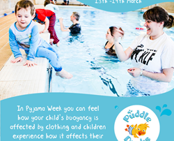 Pyjama Week at Puddle Ducks 13th May-19th May