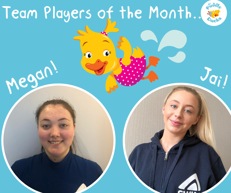 Team Players of the Month!!