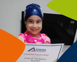 Well done Advika! - You are our Star of the Month for May