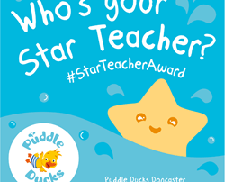 Who is your Star Teacher - Summer 2019