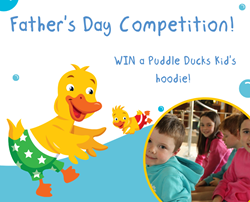 Win a Puddle Ducks Hoodie!