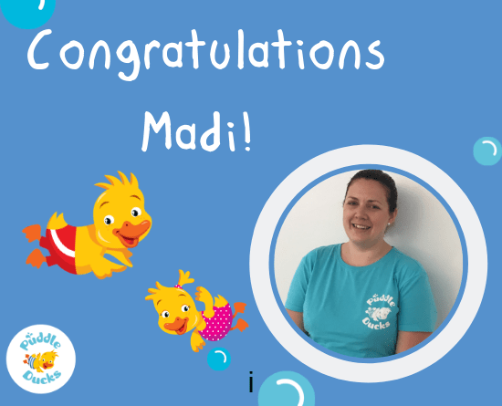 Well done Madi!