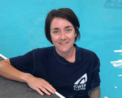 Meet Kirsten - our Swim Academy teacher!