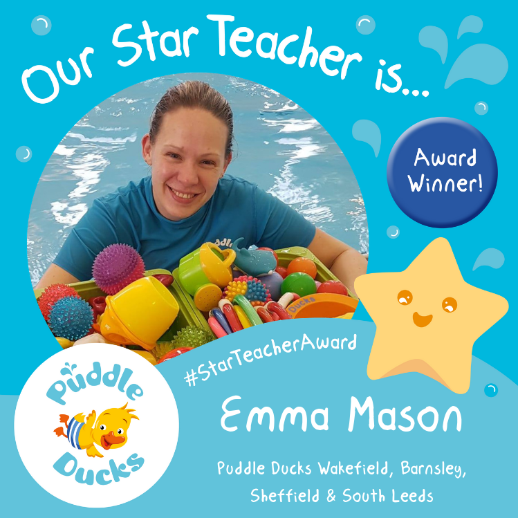 Star Teacher Award Winner Summer 2019