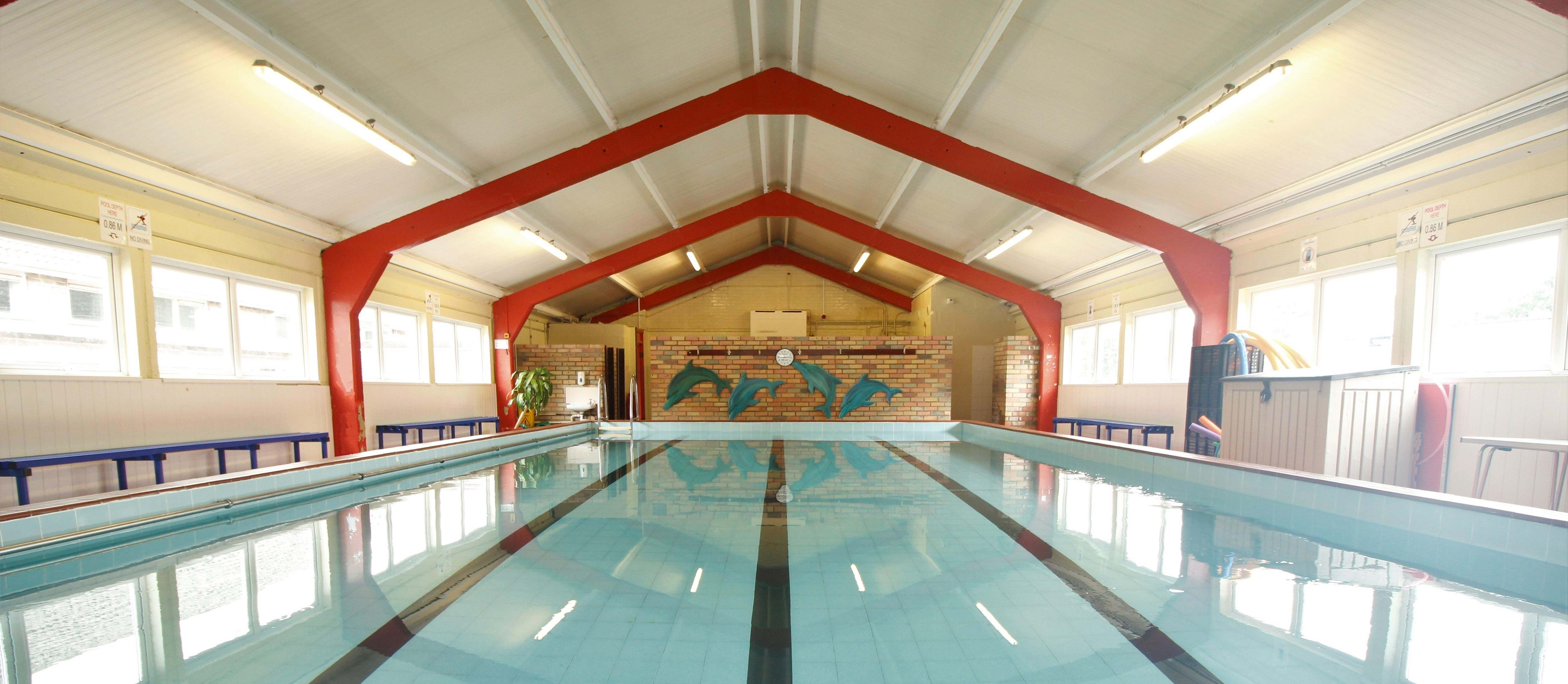 New weekend swimming classes in Crowborough
