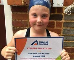 Star of the Month - August 2019