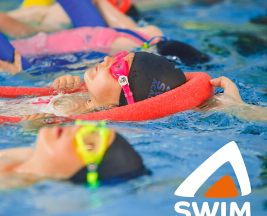 Swim Academy (for children age 4-10) is coming - Book now!