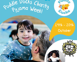 Charity PJ Week Autumn 2019
