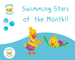 Swimming Stars of the Month - January