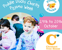 Raise money for Chestnut Tree House and Win 4 FREE Lessons!