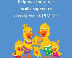 Help us choose our Charity of the Year