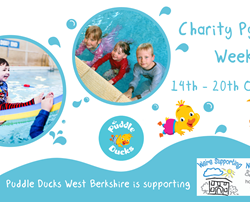 Puddle Ducks Pyjama Charity Week!