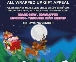 Baby Dinosaurs All Wrapped Up Gift Appeal