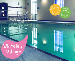 Spotlight on......our Whiteley Village Pool!