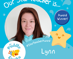 Star Teacher - Autumn 2019