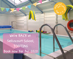 Spotlight on......our Sellincourt School pool TOOTING