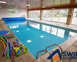 New Swim Academy classes at Mendip Farm Pool, Somerset