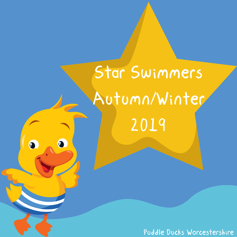 Are you our winner for the Star Swimmer, Autumn/Winter 2019 Award?
