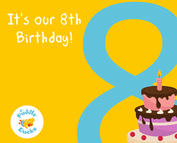Happy 8th Birthday Puddle Ducks Gloucestershire