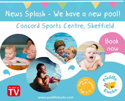 NEW POOL IN SHEFFIELD!
