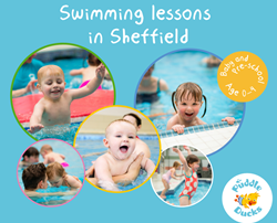 Swim with Puddle Ducks in Sheffield