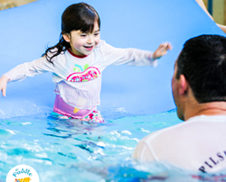 How our PJ Week teaches water safety skills