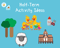 Our Favourite Half Term Activity Ideas! 💡