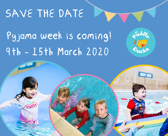 Spring term Pyjama week - 9th March 2020