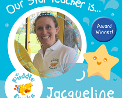 Jacqueline wins Star Teacher for Spring Term 2020