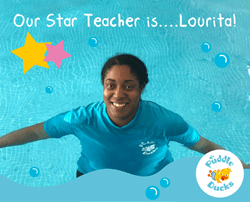 Our Spring Star Teacher 2020 is....Lourita! 🌟