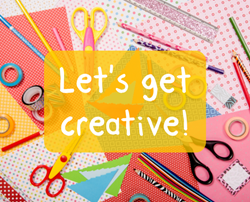Creative activity ideas for you and your little ones