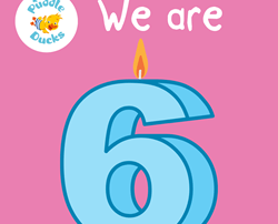 Help us celebrate our 6th Birthday!