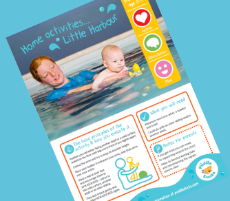 Swimming Activity Sheets and Videos!